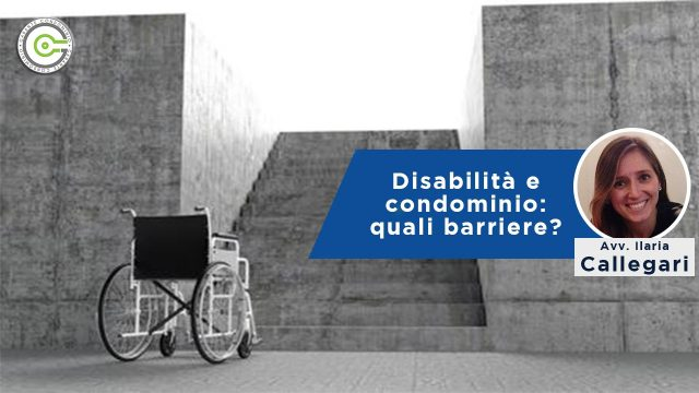 Disabilità in condominio: quali barriere?